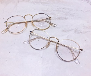 accessories, aesthetics, and glasses image