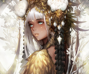 fantasy, art, and anime image