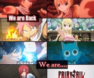 anime, Lucy, and quotes image