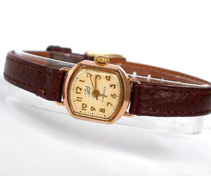 etsy, mechanical watch, and gift for her image