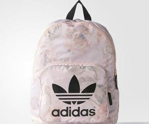 adidas and backpack image