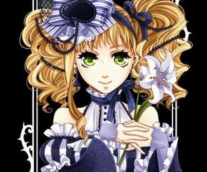 kuroshitsuji, lizzy, and anime image