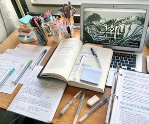 school, study, and college image