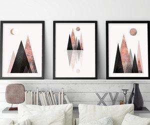 blush, minimalist, and rose gold image
