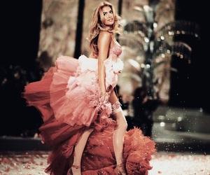 model, Victoria's Secret, and pink image