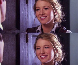 blake lively, gossip girl, and Serena Van Der Woodsen image