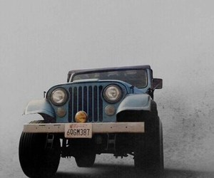 teen wolf, jeep, and stiles stilinski image