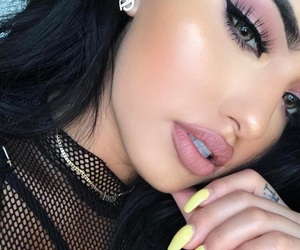 girl, glow, and goals image