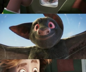 animation, cute, and movie image