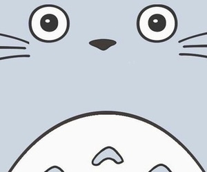 wallpaper, totoro, and anime image