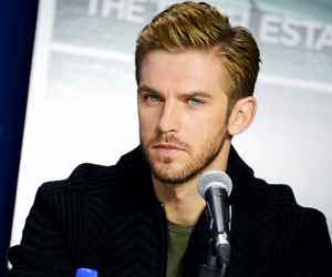 beauty and the beast, blue, and dan stevens image
