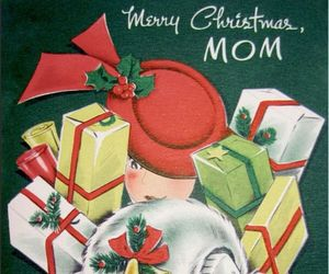 christmas gifts, etsy, and greeting card image