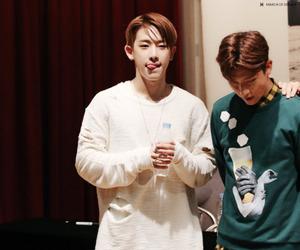 wonho, kpop, and i.m image