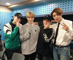 exo, johnny, and sehun image
