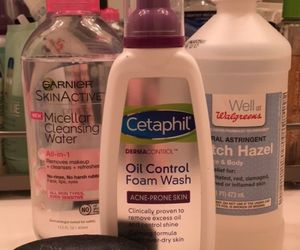 skincare and products image