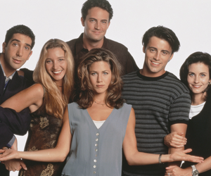 friends, f.r.i.e.n.d.s, and Jennifer Aniston image