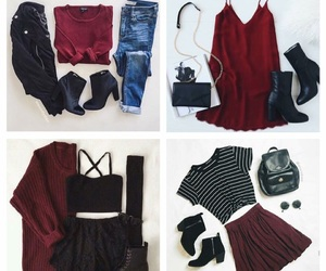 clothes, outfits, and ️ropa image