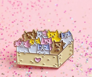 adorable, cats, and pin image