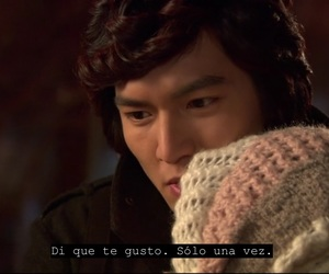 amor, Boys Over Flowers, and frases image