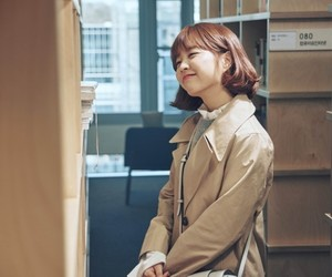 kdrama, strong woman, and park bo young image