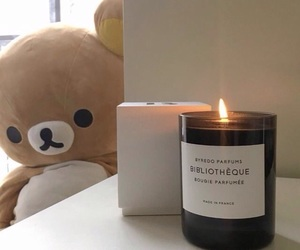 aesthetic, tumblr, and candle image
