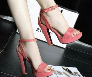 fashion, heels, and lovely image