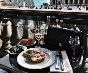 food, chanel, and luxury image