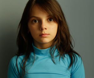 "dafne keen and as laura in ""logan"" image"
