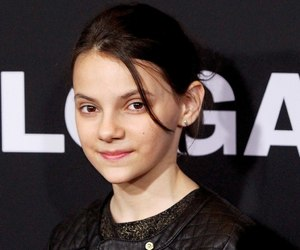 "dafne keen, as laura in ""logan"", and great movie!!!!! image"
