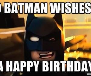batman, birthday, and happy image