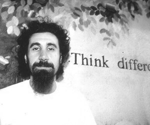 serj tankian, system of a down, and soad image
