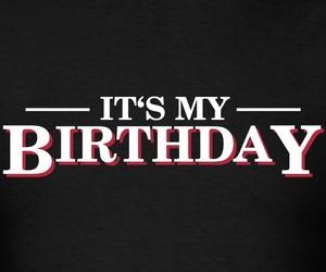 birthday, me, and hbd image