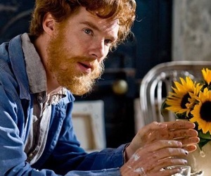 benedict cumberbatch and van gogh image