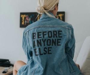 fashion, inspiration, and jacket denim image