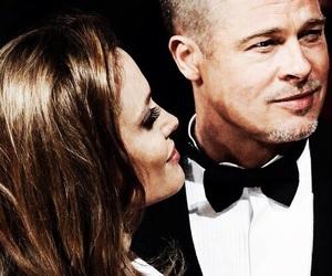Angelina Jolie, brad pitt, and Brangelina image