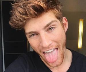 beard, Hot, and male image