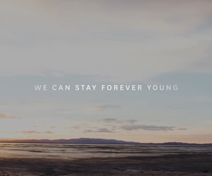 Forever Young, peter pan, and stay image
