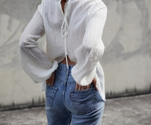 fashion, jeans, and indie image