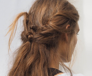 hair, hairstyle, and model image