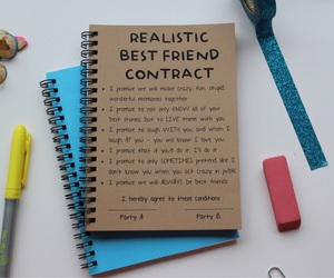 always, bff, and contract image