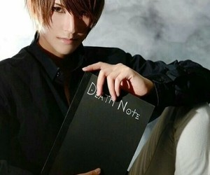 death note, cosplay, and anime image
