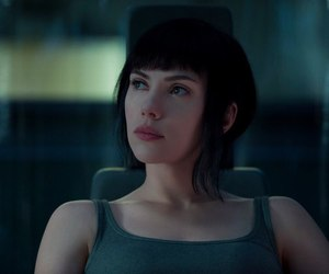 ghost in the shell and Scarlett Johansson image