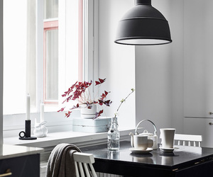 dining table, home, and kitchen image