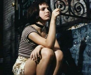 cigarette, o profissional, and movie+ image