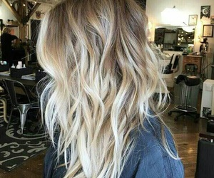 hair and شعر image