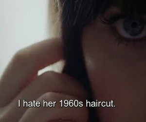500 Days of Summer, haircut, and 60s image