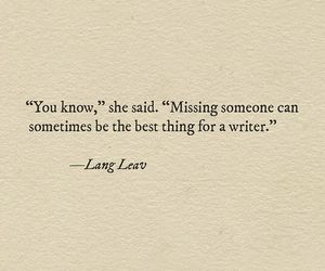 quotes, writer, and missing image