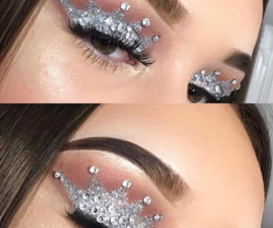 eye makeup, eye shadow, and makeup tutorial image