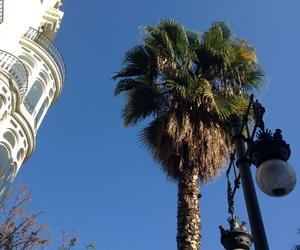 blue, sky, and vacaciónes image