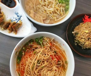 chinese, food, and pasta image